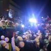 Ribuan Muslim Tangerang Bersholawat di Al-A'zhom