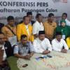 Usai Deklarasi, Arief-Sachrudin Daftar ke KPU Kota Tangerang