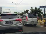 Kian Macet dan Rawan Laka Sepekan U-Turn Transmart Ditutup
