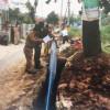 Dinas Perkim Kota Tangerang Program Bangun Jaringan Air Bersih