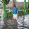 Tiga Hari Perumahan Binong Permai Terrendam Banjir