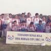 Sjaifuddin Jemput Aspirasi Lewat Turnamen Sepakbola