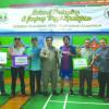 Kontingen PWI Kab Tangerang Juara Umum Porwaban