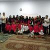 Alumni MTSN 1 Tangerang Bukber Santuni Puluhan Yatim