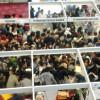 Ribuan Orang Berdesakan Antri Job Fair di Mal Metos