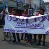 Laskar Benteng Viola Tuntut Penyelesaian Kasus Banu Rusman