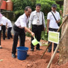 PLN UID Banten Tanam 250 Pohon di Kota Tangerang