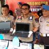2 Tersangka Pencuri Laptop Sekolah Diringkus Polisi