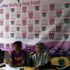 HUT ke-17 LBV, Doa Akbar Persita Juara Bersama Dik Doang