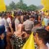 200 Warga Rawa Rengas Tuntut Ganti Rugi Pembebasan Lahan Runway III BSH