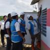 PLN Pasang Listrik Gratis 240 Unit Hunian Korban Tsunami Selat Sunda