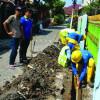 Warga Senang Saluran Jl Sukamanah Jaya Diperbaiki