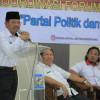 Wakil Walikota Terus Gaungkan Demokrasi Damai