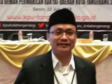 KPU Tetapkan 50 Anggota DPRD Kota Tangerang Hasil Pemilu 2019