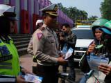 Operasi Patuh Kalimaya Siap Tindak Pemotor Langgar Aturan