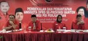 PDIP Banten Gelar Pembekalan Legislator