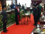 Gatot Wibowo Resmi Pimpin DPRD Kota Tangerang