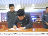 DPRD Setujui APBD Kota Tangerang 2020 Rp 5,16 Triliun
