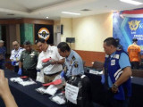 4 Tersangka Sindikat Sabu Asal Aceh Diamankan Petugas Bea Cukai