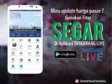 Ayo Update Harga Pangan di Pasar Tradisional Kota Tangerang