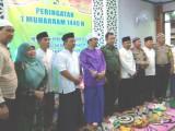 Ustad Solmed Ramaikan Perayaan Muharam di Kampung Perintis