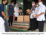 Kemendagri Beri Bantuan APD Bagi Kota Tangerang