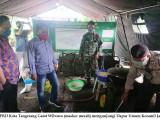 Ketua DPRD Apresiasi Dapur Umum Koramil Jatiuwung