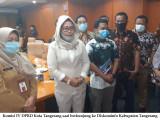 Komisi IV DPRD Kota Tangerang Kunker Diskominfo Kab Tangerang