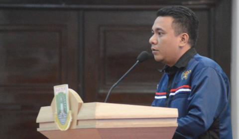 Ketua PWI Banten Himbau Wartawan Taati Protokol Kesehatan Liputan