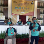 Pokja WHTR menggelar pemilihan ketua periode 2021-2024 dalam Kongres XI, di Restoran Istana Nelayan, Kota Tangerang.