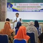 400 pemuda Kota Tangerang ikuti pelatihan digital marketing dan make up artist yang diselenggarakan Dinas Pemuda dan Olahraga Kota Tangerang.