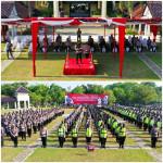 Aman dan lancarkan Pilkades serentak 77 desa di Kabupaten Tangerang, Minggu 10 Oktober 2021, Polresta Tangerang menyebar 2.188 personel.