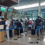 Pergeseran libur Maulid dari Selasa 19 Oktober ke Rabu 20 Oktober, ternyata tetap berdampak kenaikan penerbangan di Bandara Soekarno-Hatta